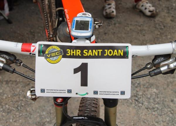 3 hores btt Sant Joan de Vilatorrada